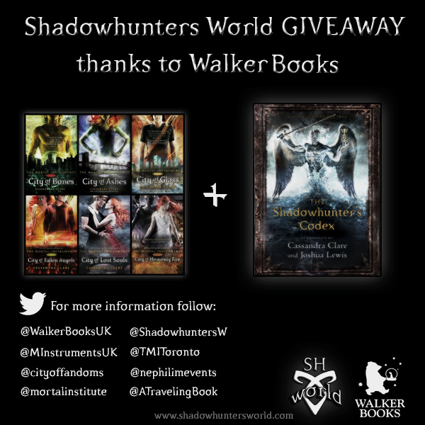 Walker Books UK giveaway